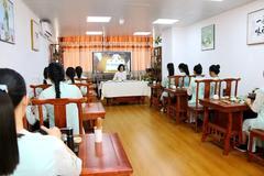 茶艺实训室